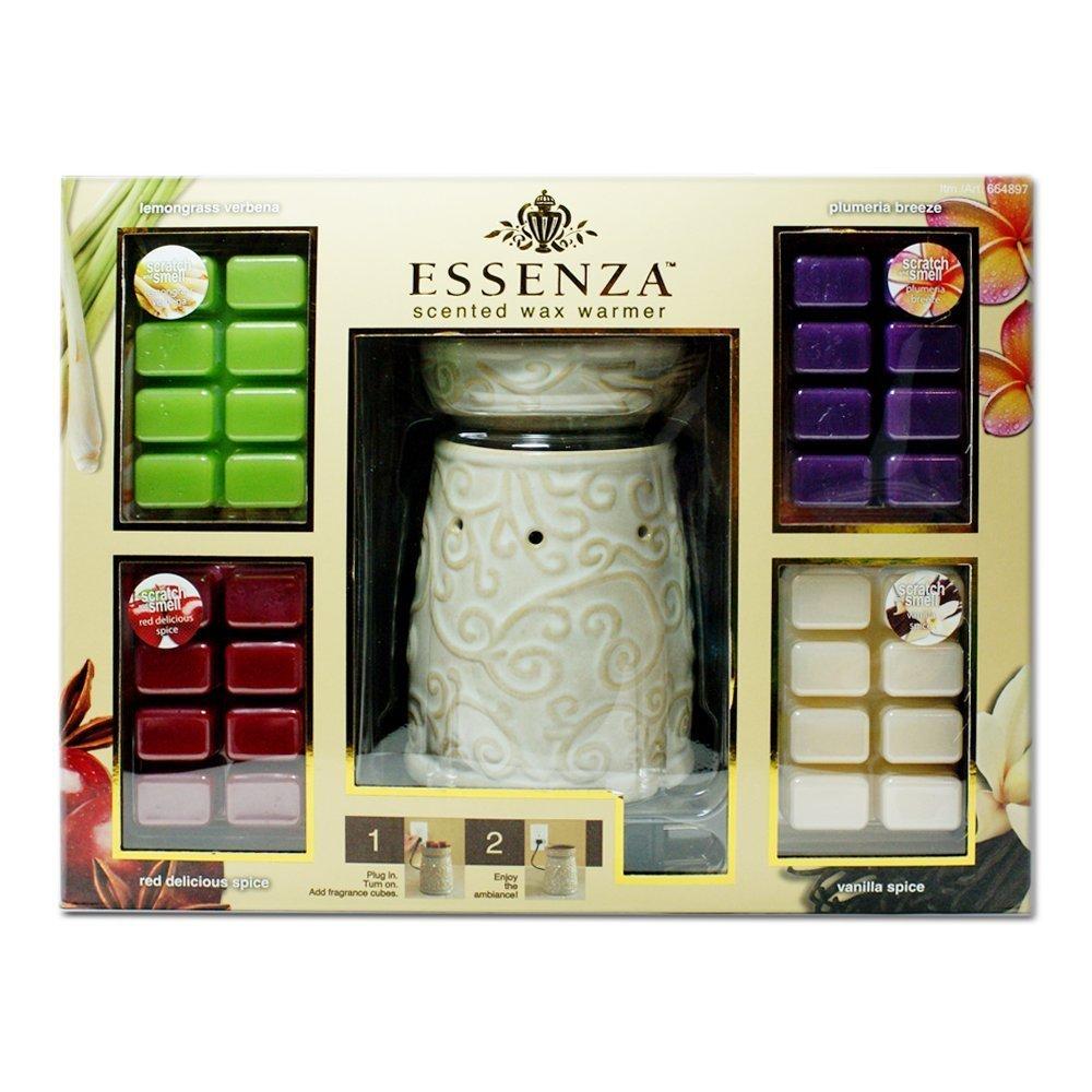 essenza wax warmers best wax warmers. Black Bedroom Furniture Sets. Home Design Ideas